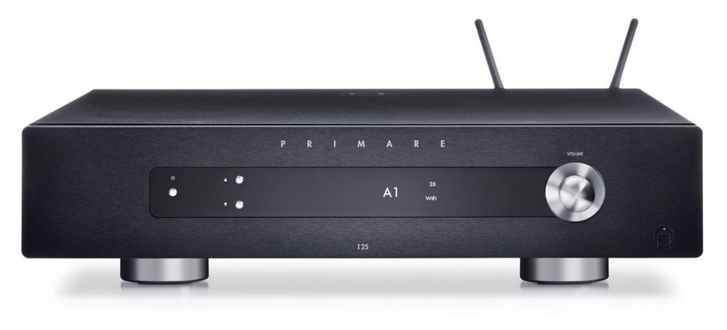 Интегрированный стерео усилитель с USB ЦАП/стример Primare I25 PRISMA