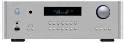 Интегрированный стерео усилитель с USB ЦАП Rotel RA-1592 MKII