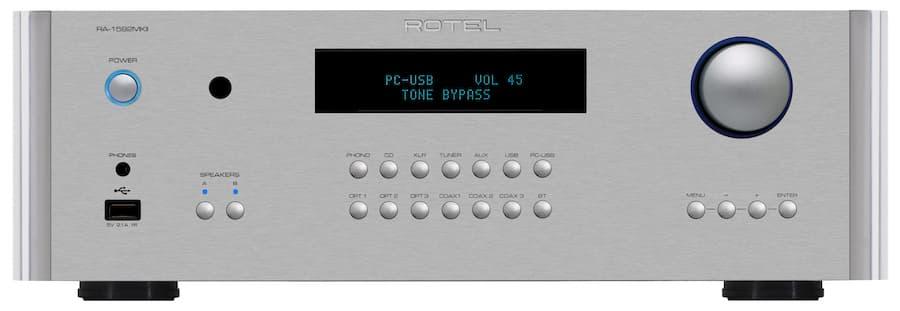 Увенчанные наградами интегрированные усилители ROTEL выпущены в новой версии MKII, получившей технологии бренда MICHI