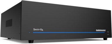Многоканальный усилитель мощности AudioControl Savoy G4