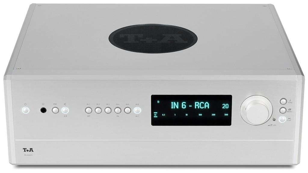 Интегрированный стерео усилитель T+A PA 2500R